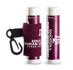 spf 30 lip balm custom label custom leash